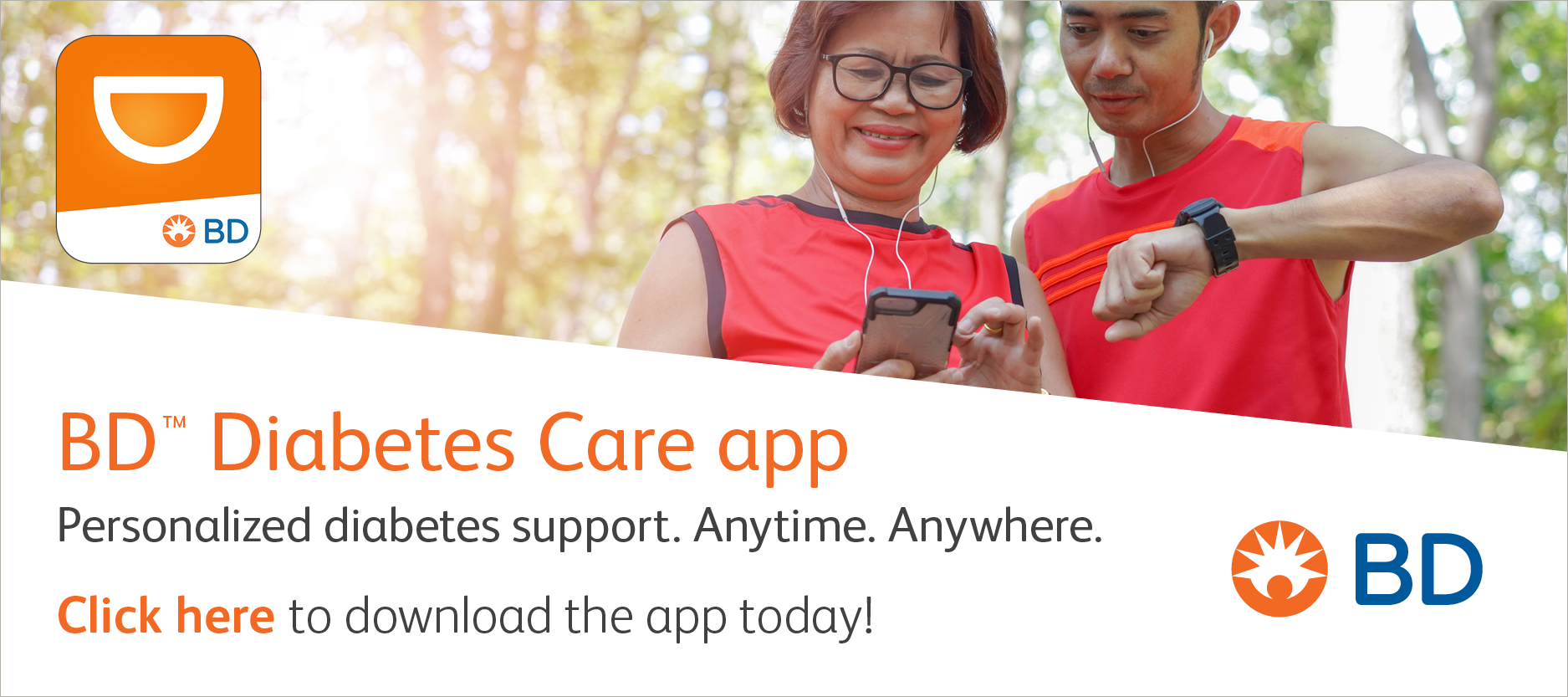 BD™ Diabetes Care App
